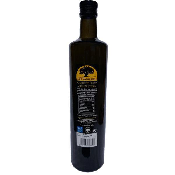 aceite-los-romanes-750ml-cristal