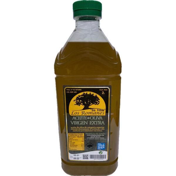 aceite-los-romanes-sin-filtrar-2L-pet